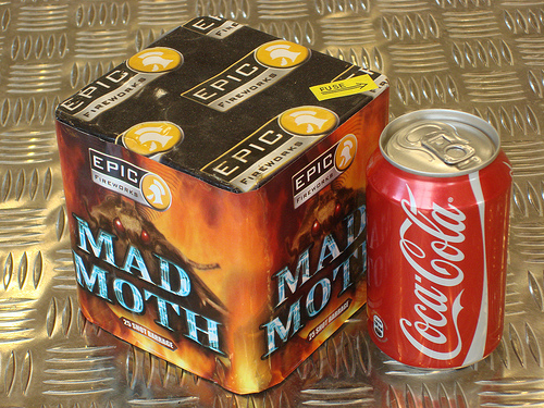 Epic Cakes up to £15 : MAD MOTH