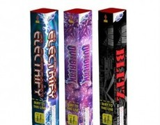 Brothers Quiet Fireworks : 56 SHOT ASSORTMENT