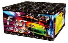Hallmark Cakes £30 to £50 : FAST AND FURIOUS
