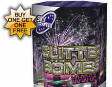 Brothers Cakes up to £15 : GLITTER BOMB