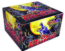 Cosmic Cakes £30 to £50 : DEVILS HOUND