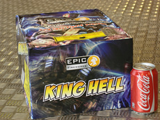 Epic Single IgnitionSIB : KING HELL