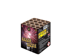 Dynamic Cakes up to £15 : RAZZLE TAZZLE