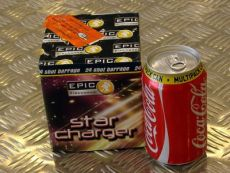 Epic Cakes up to £15 : STAR CHARGER