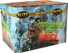 Galactic Cakes £15 to £30 : ZOMBIES FROM HELL