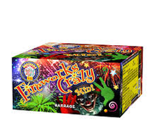 Galactic Cakes £15 to £30 : FIREWORKS CRAZY MINI