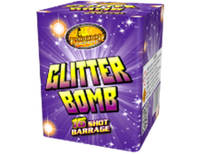 Emperor Cakes up to £15 : GLITTER BOMBS