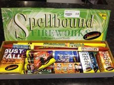 Standard Selection Box : SPELLBOUND