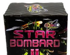 Cosmic Cakes £30 to £50 : STAR BOMBARD II
