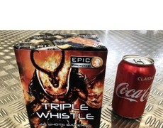 Epic Cakes up to £15 : TRIPLE WHISTLE
