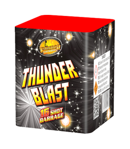 Emperor Cakes up to £15 : TUNDER BLAST